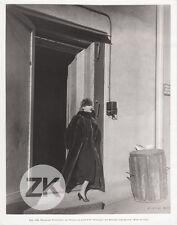 CAROLE LOMBARD Fashion Travis BANTON Lily  DACHE Rumba Manteau Mode Photo 1935