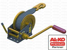 500kg ALKO Anhänger Winde Typ 500 Seilwinde kpl mit 7m Band  Basic Neues Modell