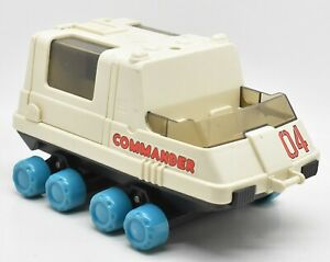 Lil Playmates Space Station Rover Action Figure Vehicle Playworld Toys 1984