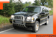 JEEP GRAND CHEROKEE ZJ 91-99 PARE-BUFFLE HAUT AVEC GRILLE DE PROTECTION CARTER
