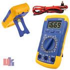 Multimeter Tester Ammeter AC DC OHM Meter A830L Auto Range Digital LCD Voltmeter