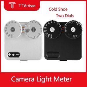 TTArtisan Light Meters Hot Shoe Light Meter For Dual Lens Reflex Camera Photo