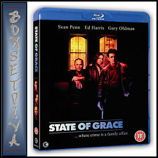 STATE OF GRACE - Sean Penn    *BRAND NEW  BLU-RAY ***