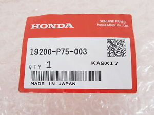Genuine OEM Honda Acura 19200-P75-003 Water Pump 1997-01 CR-V 1996-01 Integra