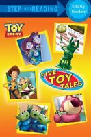 Five Toy Tales (Disney/Pixar Toy Story) (Step into Reading) by Various