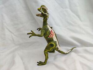 🤖 DINOSAURS: Jurassic park Diliphosaurus action figure working sound