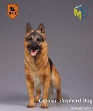 MR.Z 1/6 Rich Black And Tan MCC-001A German Shepherd Dog