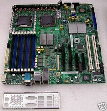 Intel S5000PSLSASR DDR2 LGA771 SSI EEB  New Pull Server Board With I/O Shield
