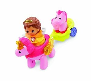 VTech Baby 80-177104 Little Explorer Bunch Princess Valerie with Unicorn,