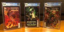 Immortal Hulk #12 1st, 2nd, & 3rd Print - All CGC 9.8's