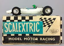 RARE SCALEXTRIC -COOPER- VINTAGE TRIANG MINIMODELS ELECTRIC RACING CAR C/31 -BOX