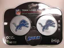 i-Hip Detroit Lions Speakers IPhone Computer New! in Package IHIP