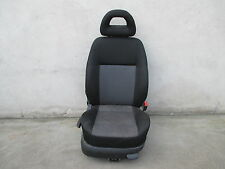 Beifahrersitz VW Golf 4 Bora Sitz Ausstattung schwarz grau Stoff