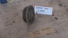 FIAT CRANKSHAFT PULLEY ITALY DAYCO FROM BRAVO 1.2 16 VALVE PETROL 2001