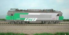 Ls Models 10054 SNCF bb 22200 4-alineación e-Lok alsthom FRET verde/gris/plata ep5 nuevo