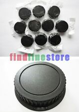 10pcs Rear lens cap cover for Canon EOS EF EF-S DSLR camera Wholesale lots 10x