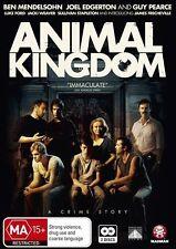 Animal Kingdom (DVD, 2010, 2-Disc Set) Mint Condition