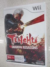 Tenchu 4 Shadow Assassins Wii