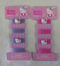 Hello Kitty Pink & Purple Pony O's Set of 8