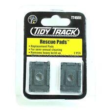 TT4551 Woodland Scenics Tidy Track Rescue Pads (100 Grade) TMC