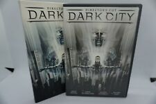 DARK CITY - DIRECTOR'S CUT DVD - (Rufus Sewell, Kiefer Sutherland)