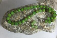 Fresh green /mix color  quartz necklace/earring /10mm diameter beads(z200-w2.5)