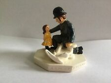 Sebastian Miniatures The Long Arm Of The Law Police Officer Girl 3109