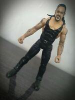 Vintage 99 The Undertaker WWF WWE Figure 1999 Jakks Titan Tron Series 86