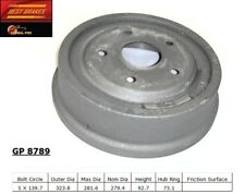 Brake Drum-RWD Rear Best Brake GP8789