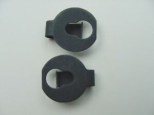 GMC 1975-96 Carburetor Throttle Rod Linkage Retaining Clips Fasteners 5/32 Nos