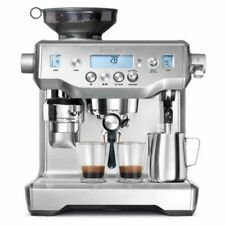 Breville BES980XL Coffee Maker Stainless Steel