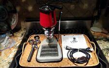 New Listing La Peppina Espresso Machine Made In Italy -