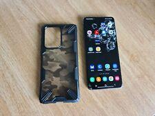Samsung Galaxy s20 Ultra 5g sm-g988b/ds Cosmic Grau. Entsperrt Jedes Netz,