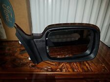 Genuine Ford Escort Mk4 / Orion Mk2  O/S ( drivers ) Door Mirror ( New ) 86/90.