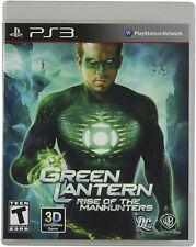 *NEW* Green Lantern: Rise of the Manhunters - PS3