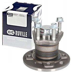 RUVILLE 5322 Radnabe mit Radlager Hinten für OPEL ASTRA F COMBO MERIVA 1.8