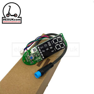 M365 Pro Bluetooth Dashboard Display Panel - Original - #ESUKcom