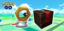 Pacco Sorpresa Meltan sul tuo account Pokémon Go! Possible shiny
