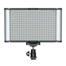 Dimmable Camera Video Light Standard Cold Shoe 280 LED Beads 5600K CRI 96+ Photo