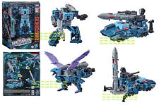 Transformers Earthrise War for Cybertron Leader DOUBLEDEALER NEW SCRATCH N DENT