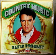 Elvis Presley Country Music 1981 Time-Life Recs # STW-106 ROCKABILLY Sealed LP