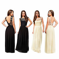 Lace Plus Size Cocktail Maxi Dresses for Women
