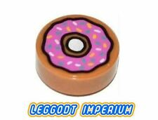 LEGO Decorated Tile - Donut - FREE POST
