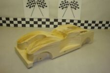 "Pinewood Derby Pre-cut, #134, ""Minions Car"" Cool Fins & Fenders!"