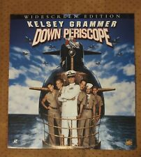 SEALED Down Periscope Widescreen Laserdisc #0897985 Kelsey Grammer RARE