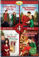 HALLMARK HOLIDAY COLLECTION DVD - MOVIE 4-PACK [2 DISCS] - NEW - CHRISTMAS