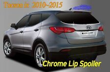 Chrome Lip Spoiler Molding Garnish on Rear Glass for Hyundai Tucson ix 2010~2015