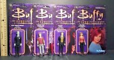 Funko ReAction Buffy The Vampire Slayer Gentlemen Angel Willow Oz Lot of 4 Nip
