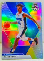 Markelle Fultz 2019-20 SILVER MOSAIC PRIZM Refractor Card #42 Orlando Magic SP??