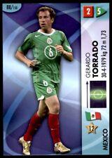 Panini World Cup 2006 Card - Torrado Mexico (Midfielders) No. 88